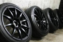 """В дорогих редких параметрах! Крутой спорт=Doriketsu+редкие дорогие шины. 8.0x17"""" 5x114.30 ET28 ЦО 73,0мм."""