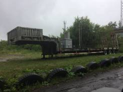 Wanshida. Продается трал грузоподъемностью 60 тонн, 60 000кг.
