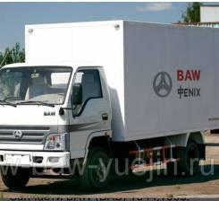 BAW Fenix. BAW Fennix 2013г. в.3т. кат. В, 3 200куб. см., 3 500кг., 4x2