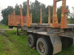 Кзпт 938503. Продам лесовозный полуприцеп, 35 000кг.