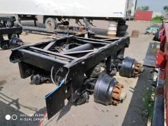 Utility. Подкатная тележка на воздухе к американским полуприцепам , 39 000кг.