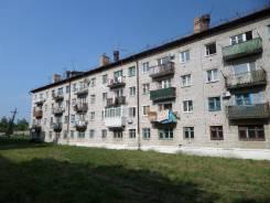 2-комнатная, улица Комарова 137 (с Галенки). с. Галенки, агентство, 45,0кв.м. Дом снаружи