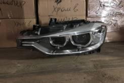 BMW f30 фара левая