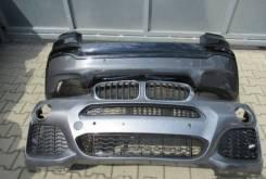 BMW x4 f26 передний бампер