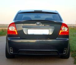 "Задний бампер ""Concept"" на Ford Focus 2 (Форд Фокус 2) седан 2004-2011"
