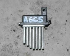 Реостат печки. Audi A6, C5, 4B2, 4B4, 4B5, 4B6 Audi A6 allroad quattro, 4BH Audi RS6, 4B4, 4B6 Audi S6, 4B2, 4B4, 4B5, 4B6 AKE, APB, ARE, BAS, BAU, BC...