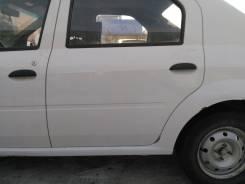 Дверь боковая Renault Logan