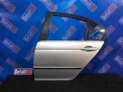 Дверь задняя левая BMW E46