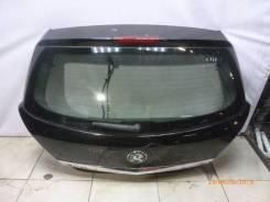 Дверь багажника Opel Astra H (2004-2015), с дефектом V767