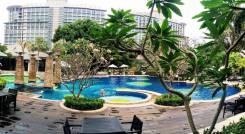 Таиланд. Паттайя. Пляжный отдых. Курортный отельный комплекс на берегу моря THE ZIGN Hotel с водопадом!