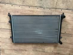 Радиатор охлаждения двигателя. Volkswagen: Caddy, Passat, Jetta, Touran, Golf Audi A3