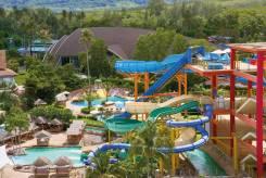 Таиланд. Пхукет. Пляжный отдых. Семейный отель с аквапарком и собственным пляжем THE Splash 5*!
