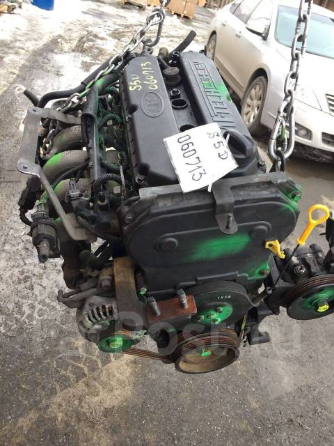 Двигатель Kia Spectra 1.5i 101-104 л. с Двигатель S5D