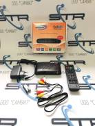 Цифровая приставка ТВ DVB-T2 эфирный 20 цифровых каналов Baikal 985 HD