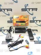 Цифровое телевидение приставка ТВ приёмник ресивер DVB/T2 Baikal 987