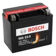 Акб M6 014 12v 10ah 90a 152x88x131 / -/ Bosch арт. 0092m60140