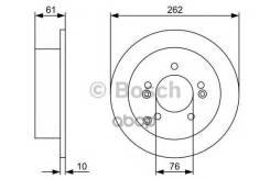 Тормозные Диски Bosch арт. 0986479345