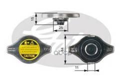 Крышка Горловины Радиатора 0,9 M/Pa Малый Клапан Gates арт. RC127