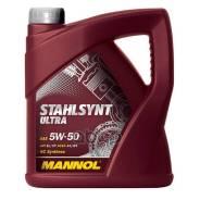 Mannol Stahlsynt Ultra
