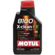 Motul 8100 X-Clean
