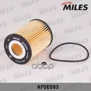 Фильтр Масляный (Вставка) (Chrysler 300c 3.0d/Mb W204/W211/W164/W251/Sprinter 906 3.0d) (Filtron Oe677/1, Mann Hu821x) Afoe093 Miles арт. AFOE093
