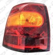 Фонарь Задний Toyota Land Cruiser 200 12-15 Lh Sat арт. ST-212-19Q0L Sat, левый
