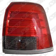 Фонарь Задний Toyota Land Cruiser 200 07-11 Хром Окантовка St-212-19q7cr Sat арт. ST21219Q7CR St-212-19q7cr