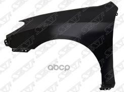 Крыло Hyundai Elantra/Avante 06-11 Lh Без Отв. Под Повторитель (Пр-Во Тайвань) Sat арт. ST-HN28-016-2, левое