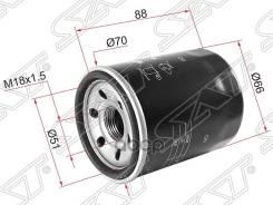 Фильтр Масляный Mitsubishi Outlander 2.0 4b11/2.2 Di-D 4hk,4hn/2.4 4b12/3.0 6b31/Delica 4g64/4g32/4g Sat арт. ST-MD360935