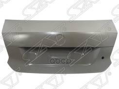 Крышка Багажника Vw Polo 10-20 Под Ключ Sat арт. ST-VWP6-075-0 STVWP60750