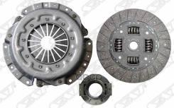 Комплект Сцепления Mmc L200/Pajero Sport 4d56 Sat арт. ST-WMT012
