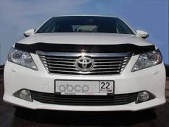 Дефлектор Капота Темный Toyota Camry 2011-2014 SIM арт. NLD. Stocam1112