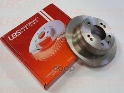 Тормозной Диск Для Hyundai I30/Ix35/Kia Ceed/Sportage Задний Не Вент., 1шт. UBS арт. B2203001