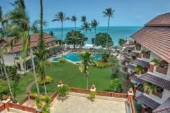 Таиланд. Самуи. Пляжный отдых. Красивый и бюджетный отель на берегу моря Aloha Resort!