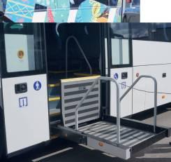 """ЛиАЗ. Автобус инвалидный ЛИАЗ 525110 """"Вояж"""", 60 мест, В кредит, лизинг"""