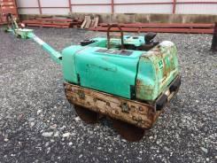 Mikasa. Ручной виброкаток ( Япония), 640 кг, 309куб. см.