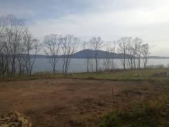 Земельный участок 22 сотки у моря в районе п. Домашлино в г. Фокино. 2 200кв.м., аренда. Фото участка