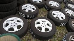 Продам комплект колес ( 973-Ж ) на японском литье