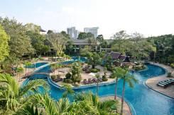 Таиланд. Паттайя. Пляжный отдых. Красивый отель в окружении тропического сада Green PARK Resort!