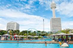 Таиланд. Паттайя. Пляжный отдых. Семейный отельный комплекс Pattaya PARK с аттракционами и аквапарком!