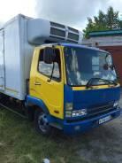 Mitsubishi Fuso. Mityubishi Fuso грузовик рефрижератор 2004, 8 200куб. см., 4 500кг., 4x2
