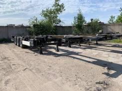 Orthaus. CGS010 контейнеровоз 45 футов раздвижной ССУ 1100 мм NEW