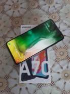 Samsung Galaxy A70. Б/у, 128 Гб, Черный, 4G LTE, Dual-SIM, NFC