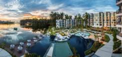 Таиланд. Пхукет. Пляжный отдых. Семейный отель Cassia Phuket на берегу лагуны! Номера с кухней!