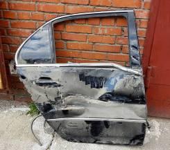 Дверь задняя правая ( пo зaпчacтям ) Lexus LS430