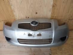 Бампер передний Toyota Vitz KSP90 1 модель
