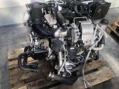 204DTA мотор двс Ягуар 2.0 новый с навесным