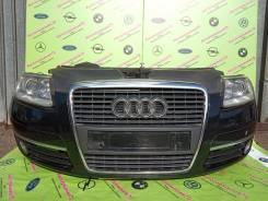Бампер. Audi A6, 4F2, 4F5, 4F2/C6, 4F5/C6 AKE, ALT, ARE, ARS, ASB, ASG, ASN, AUK, AWT, AWX, AYM, BAS, BAT, BAU, BBJ, BDH, BDV, BDW, BDX, BES, BKH, BLB...