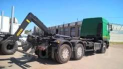 Автосистемы АС-21М5. АС-21М5 на шасси МАЗ 6312С9 мультилифт, 11 000куб. см.