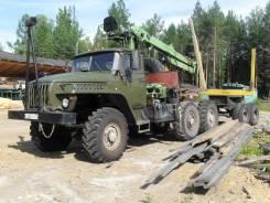 Урал 4320. Продам УРАЛ 4320 , с роспуском и манипулятором, 6x6